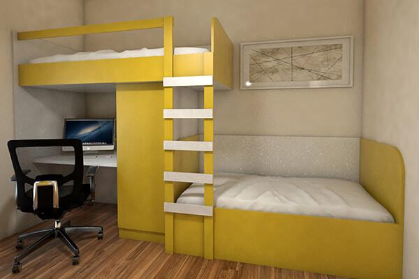 çocuk odası 600x400