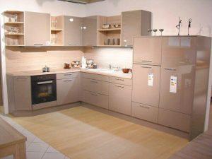 Akrilik Kapak Mutfak Dolabı Modeli 26
