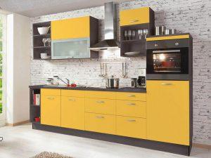 Akrilik Kapak Mutfak Dolabı Modeli 28
