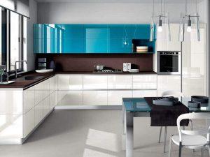 high gloss kapak mutfak dolabı 6