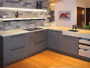 high gloss kapak mutfak dolabı 7