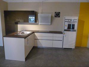 Beyaz Mutfak Dolabı 1