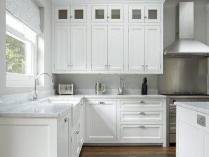 Beyaz Mutfak Dolabı 16