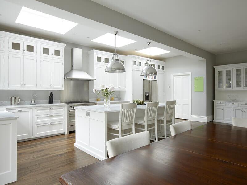 Beyaz Mutfak Dolabı 17