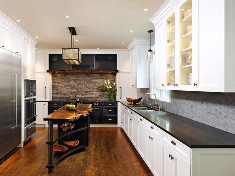 Beyaz Mutfak Dolabı 24