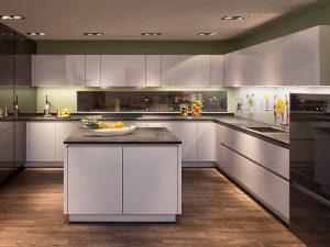 Beyaz Mutfak Dolabı 8
