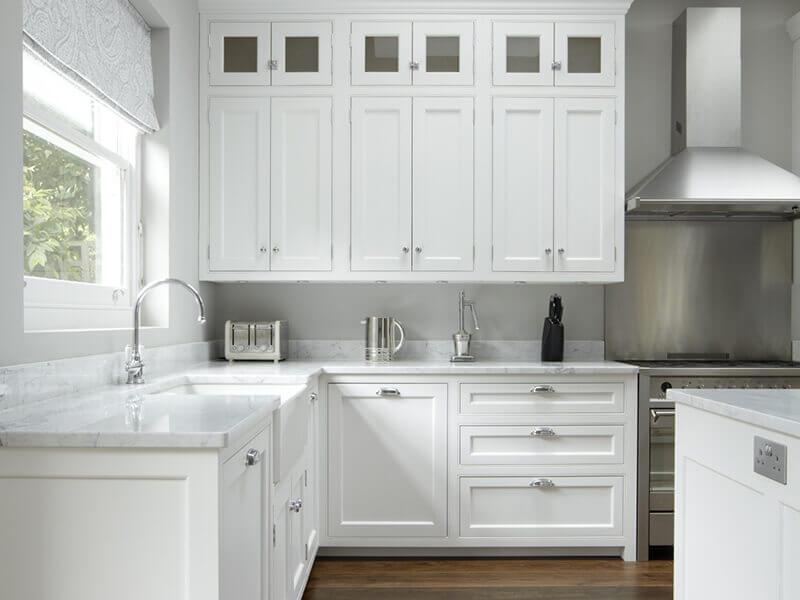 amerikan mutfak dolabı modeli 12
