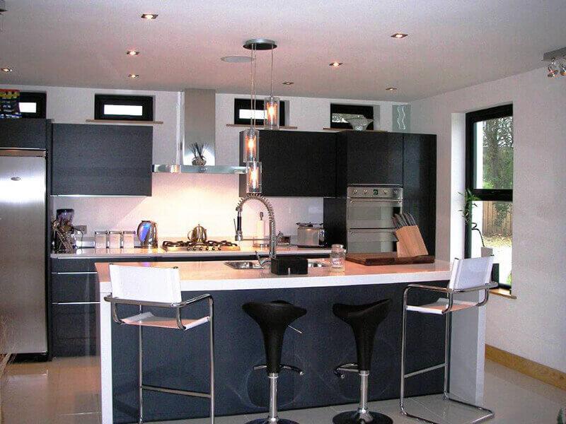 amerikan mutfak dolabı modeli 15