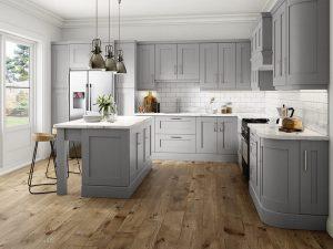 amerikan mutfak dolabı modeli 5