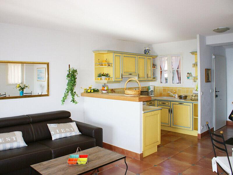 amerikan mutfak dolabı modeli 9