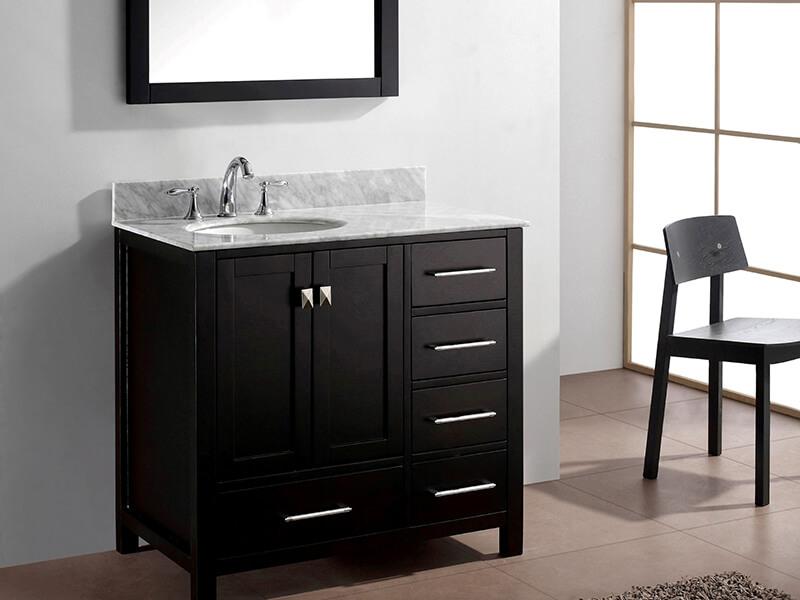 4 Çekmeceli Banyo Dolabı