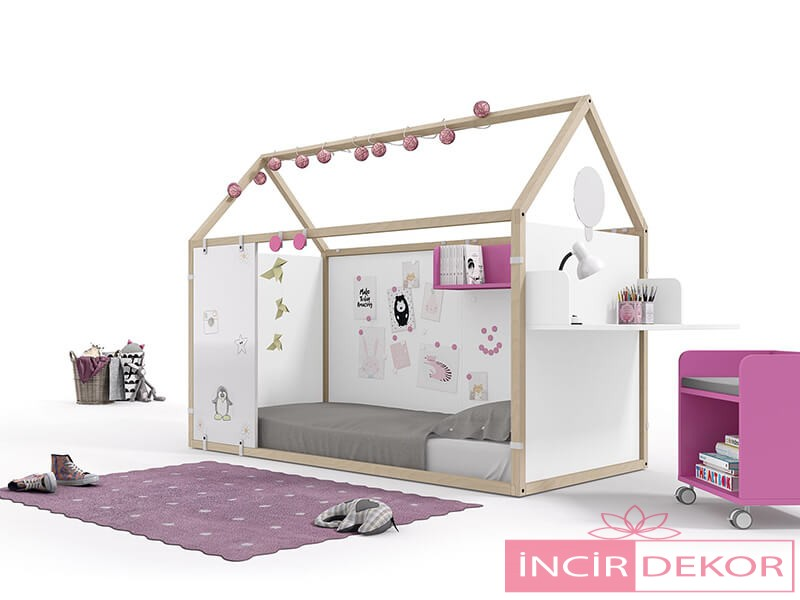 montessori yatak Model 11