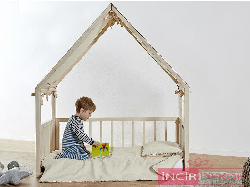 montessori yatak Model 19