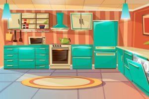 mutfak dolap ölçüleri 4