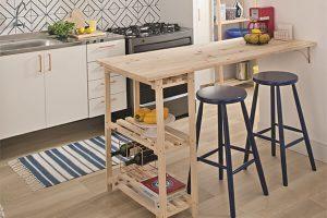 bar mutfak masası