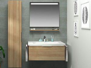 Asılı Banyo Dolabı Modeli