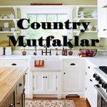 Country Mutfak Dolapları
