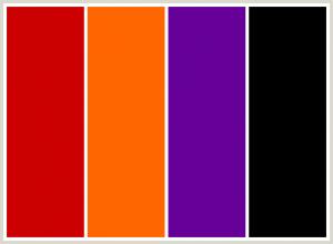 Mürdüm Renk İle Uyumlu Renkler