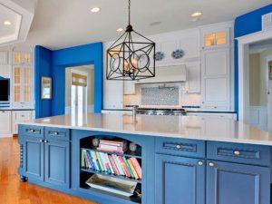 Mavi Mutfaklar