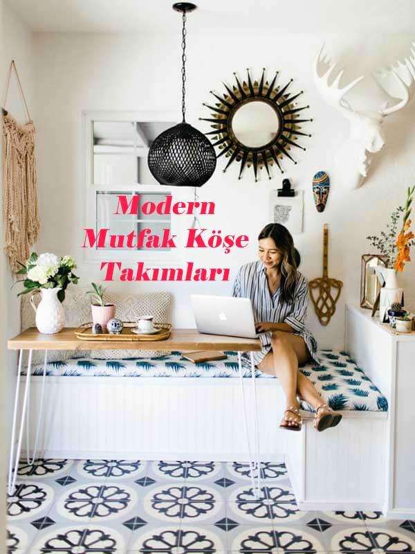 Modern Mutfak Köşe Takımları