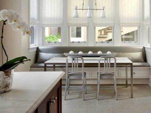 Sandalye Masalı Mutfak Köşe Takımı Modeli