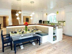 Banklı Mutfak Köşe Takımı Modeli