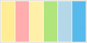 Pembe İle Uyumlu Renkler