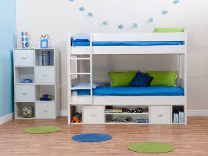 Özel Hazırlanmış Ranzalı Çocuk Odası Takımı