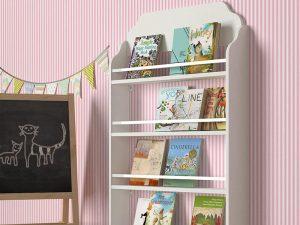 montessori kitaplık