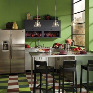 mutfak duvar boyası