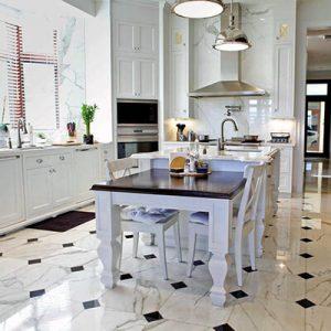 mutfak zemin seramik kaplama