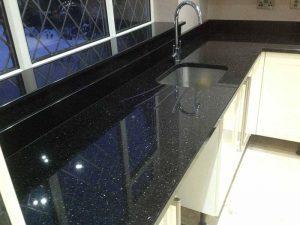 star galaxy granit mutfak tezgahı