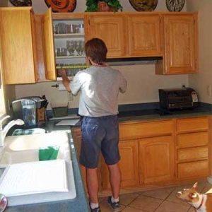 Mutfak Dolap Kapak Değişimi