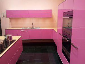 Pigale High Gloss Mutfak Dolabı Modeli