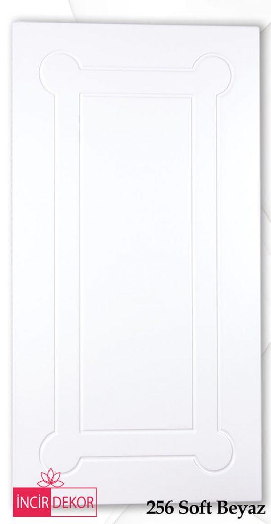 256 Soft Beyaz