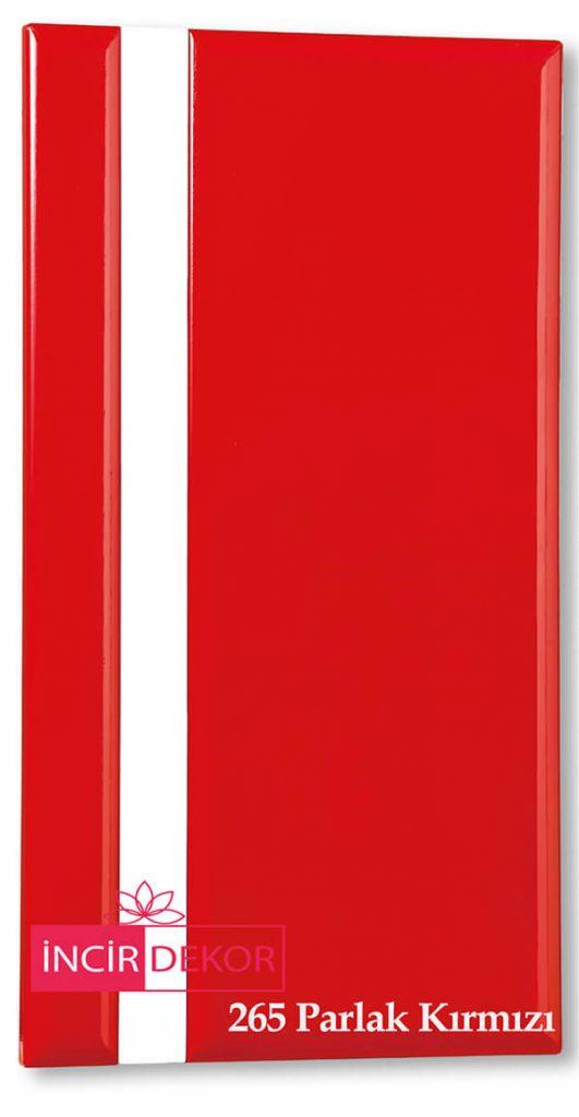 265 Parlak Kırmızı