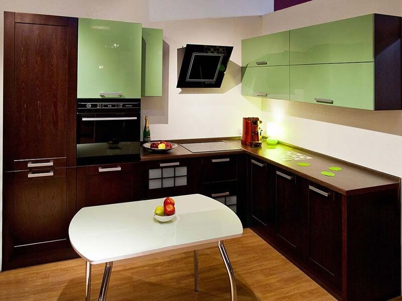 Aydın High Gloss Mutfak Dolabı Modeli