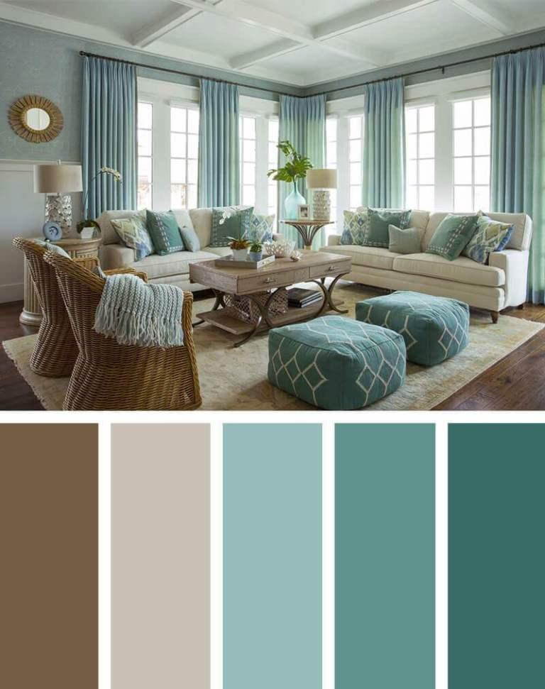 Oturma Odası Renkleri