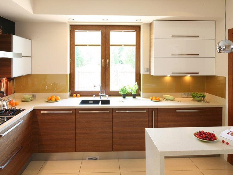 Didim Akrilik Mutfak Dolabı Modeli