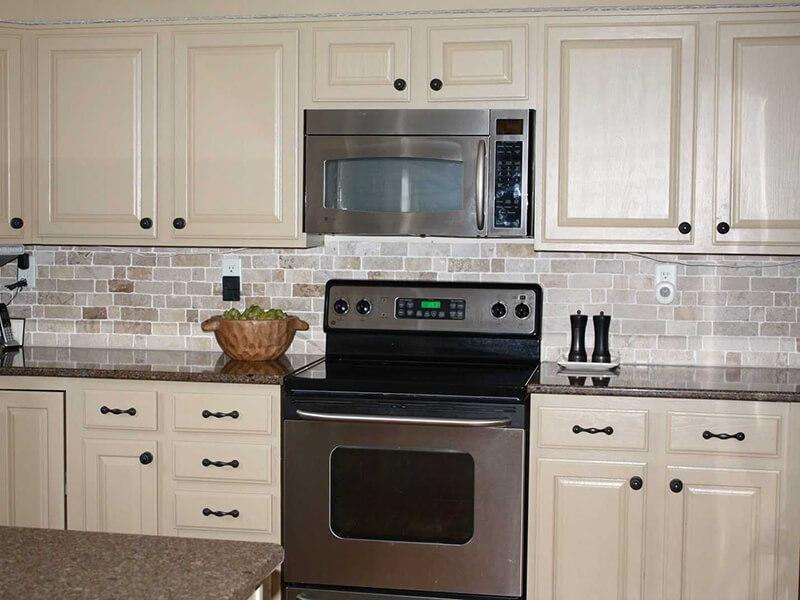 Güzelçamlı Membran Mutfak Dolabı Modeli