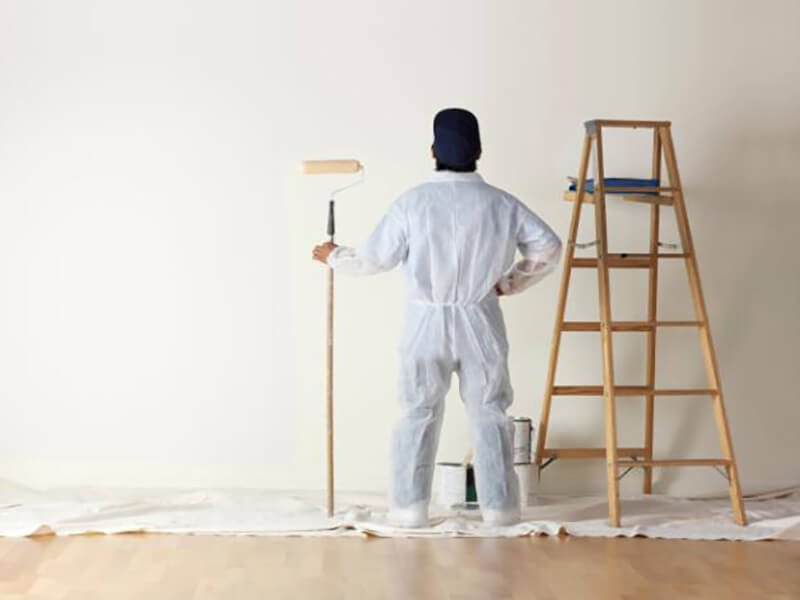 ev boyama işleri