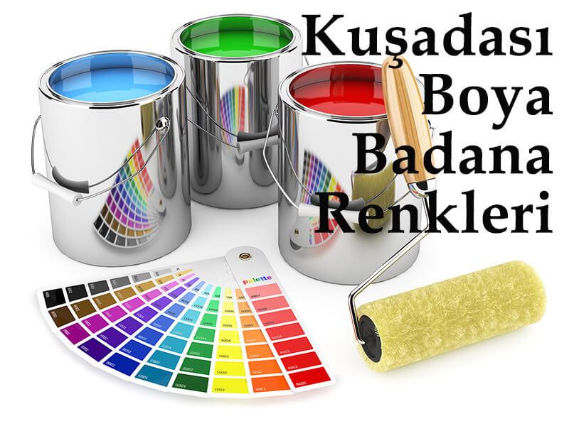 Kuşadası ev boyama