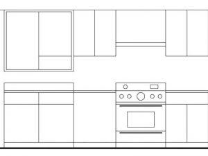 otoket mutfak çizimleri