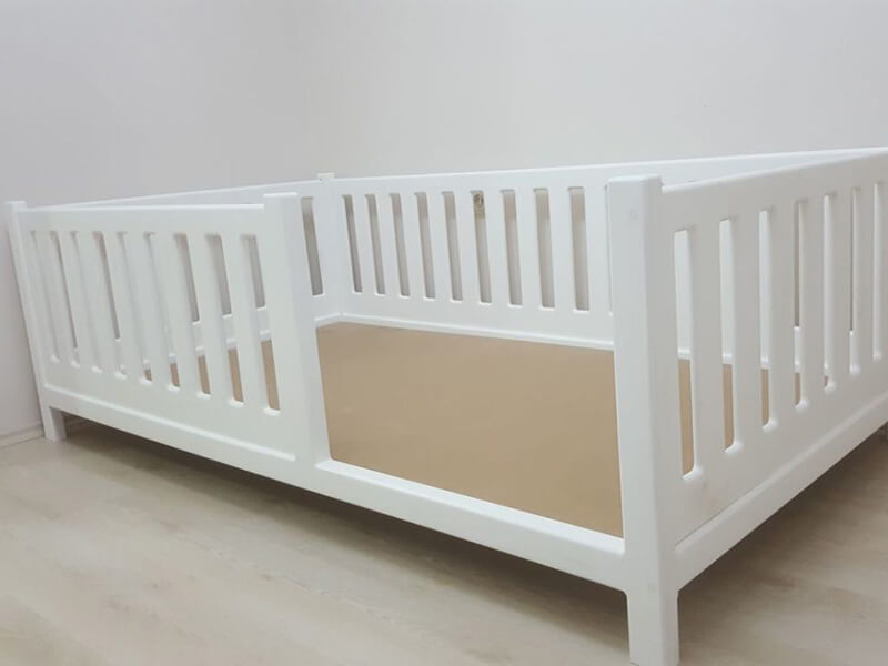 Çatısız Montessori Yatak Modelleri