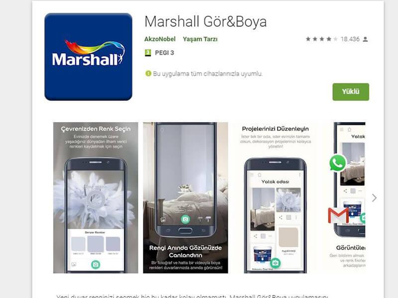 marshall boya gör