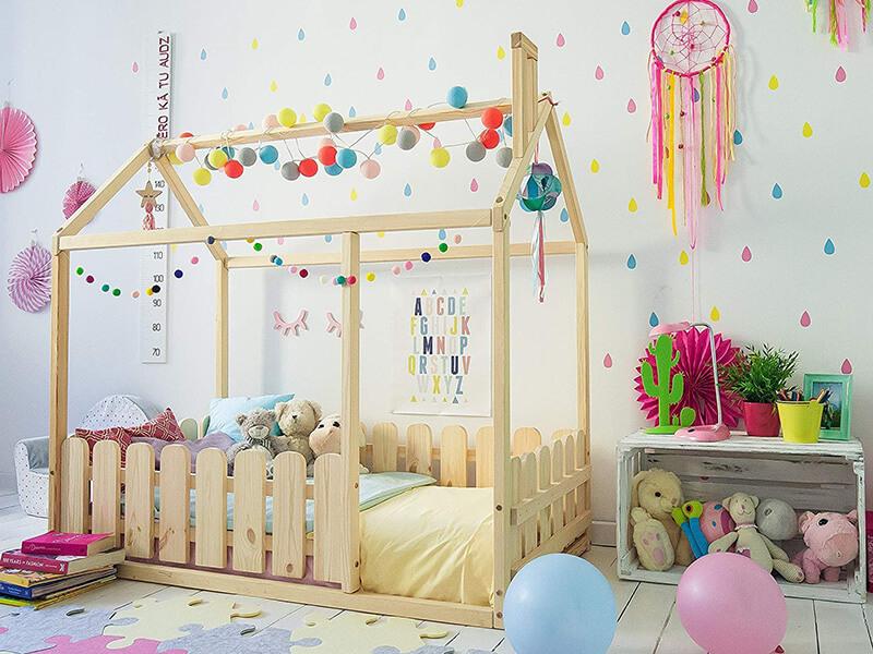 montessori yatak izmir karabağlar