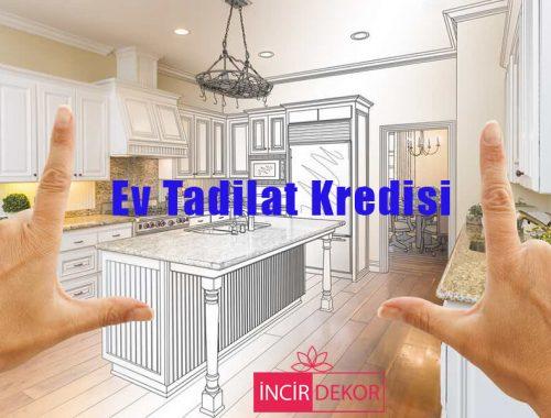 ev yenileme kredisi