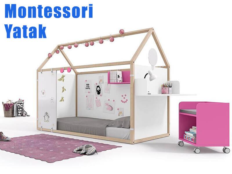 aydın montessori yatak