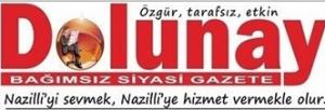 nazilli dolunay gazetesi logo