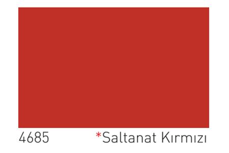 Dyo Saltanat Kırmızı Rengi